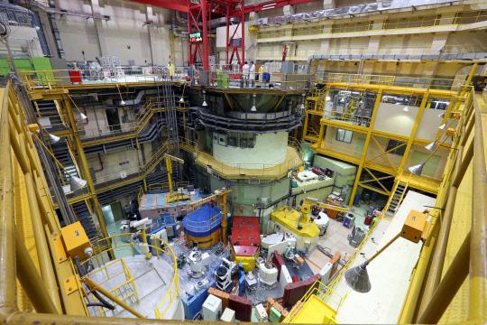원자력연, 다목적 연구로 '하나로' 3년 5개월만에 재가동